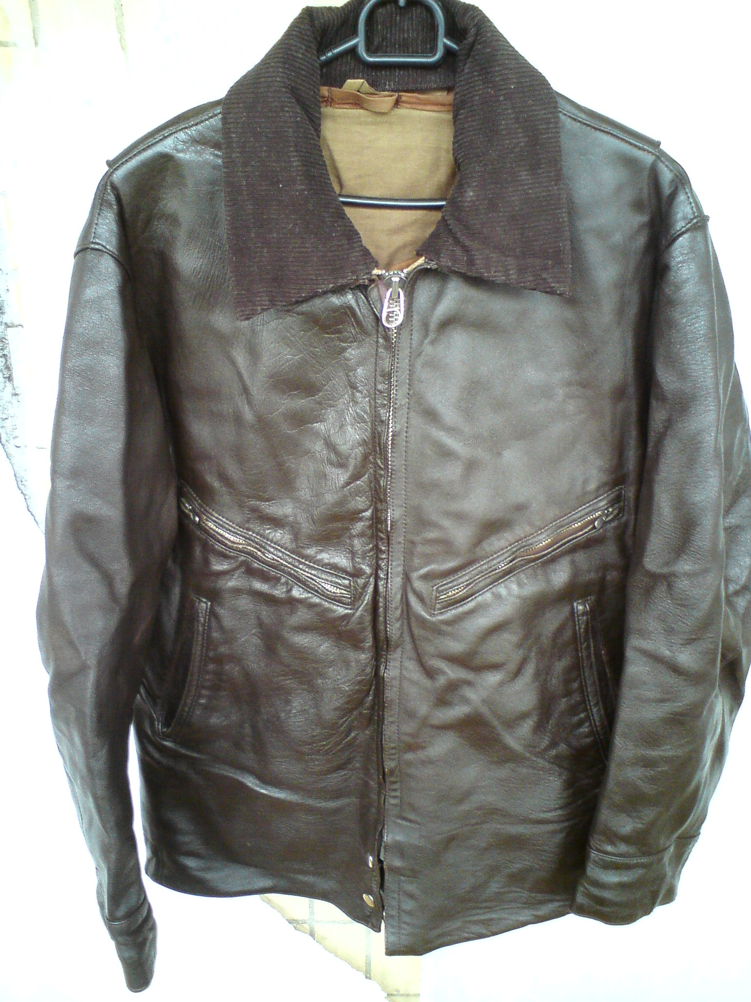 Кожаные Куртки Летные Купить