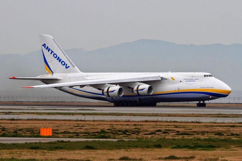 Украина вплотную подошла к созданию самолетов Ан-124
