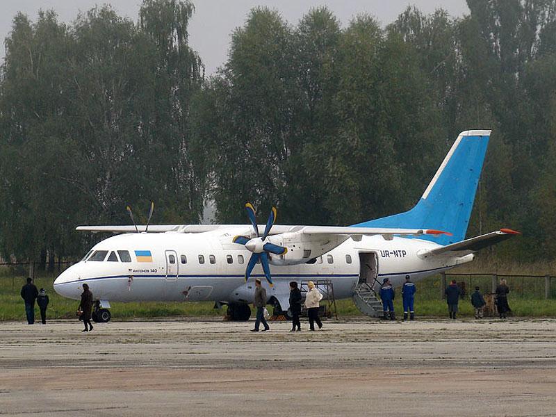 """""""Авиакор"""" добивается банкротства СП с украинскими партнерами по проекту Ан-140"""