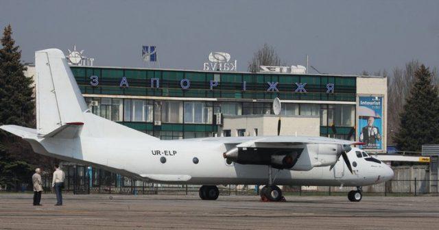 Аэропорт Запорожье в мае увеличил пассажиропоток почти вдвое