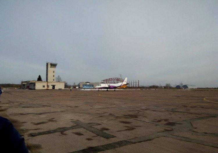 Yanair думает о международных рейсах из Житомира
