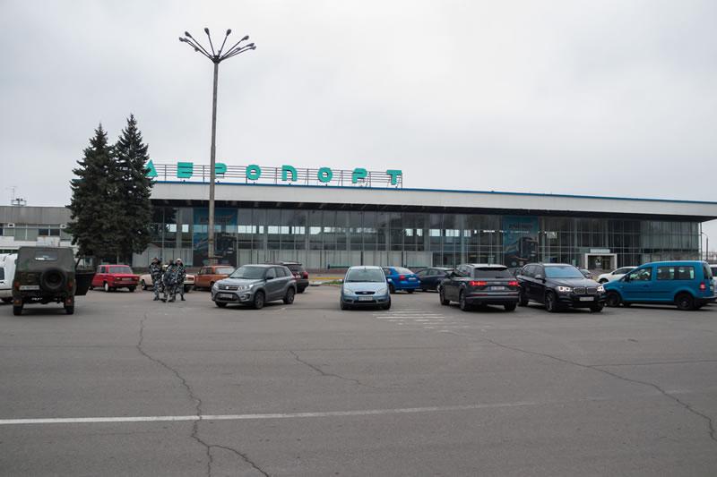 Новый план территории аэропорта Днепра сделают харьковчане