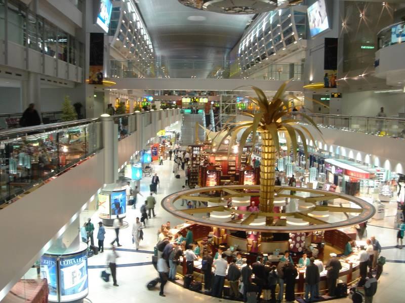 Аэропорт Дубая  лидер 2017 года по международным пассажирским перевозкам