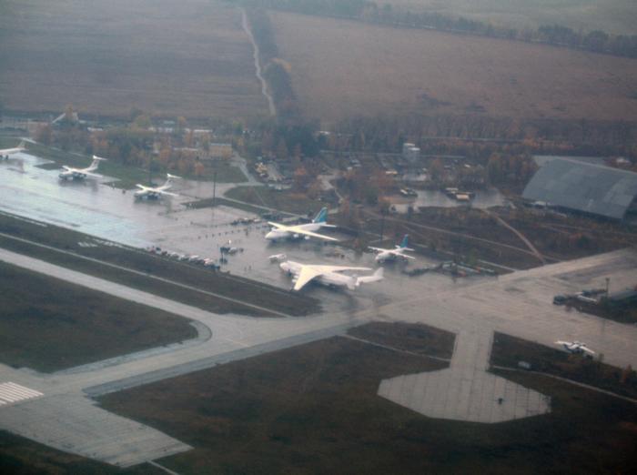 Авиакомпания МАУ приветствует развитие аэропорта в Гостомеле