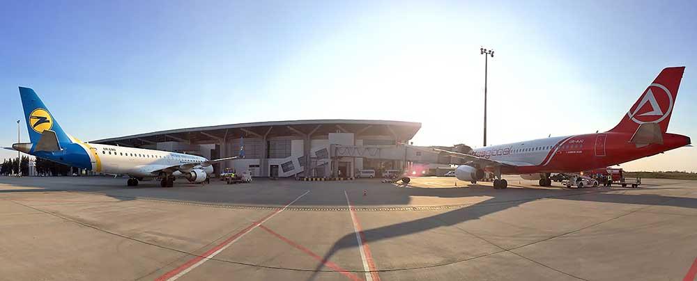 МАУ открывает рейс Харьков-Милан