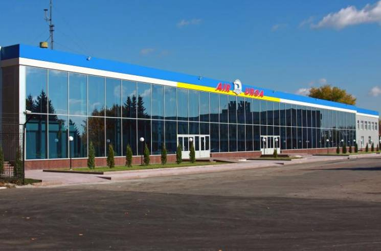 В Кропивницком планируют полностью восстановить работу аэропорта