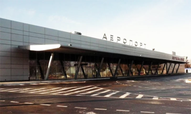 "Аэропорт ""Мариуполь"" должен государству 34 млн. гривен"