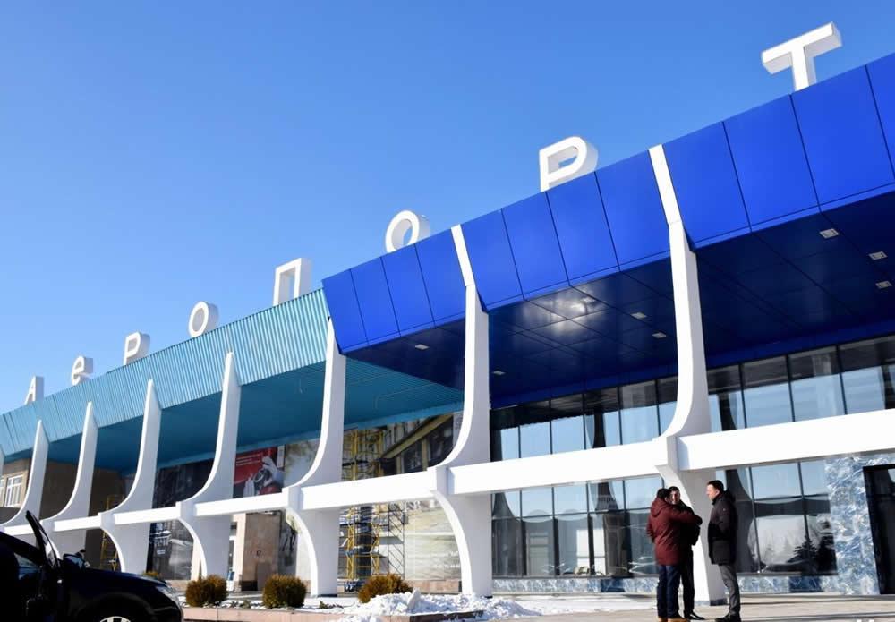 Аэропорт Николаев рассчитывает на регулярные рейсы