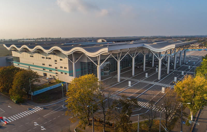 """Аэропорт """"Одесса"""" анонсировал расширение географии полетов"""