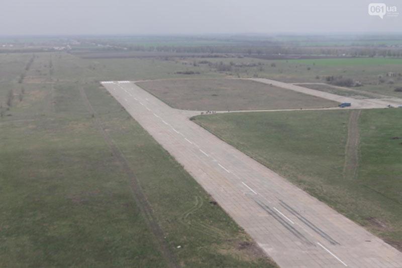 Аэродром Широкое получил право принимать самолеты