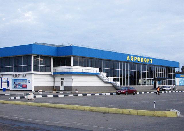 Аэропорт «Симферополь» за 10 месяцев 2012 г. обслужил более 1 млн. человек