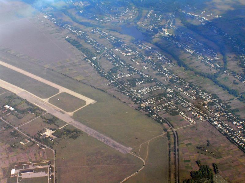 После 25-летнего перерыва Уманский аэродром встретит будущих летчиков