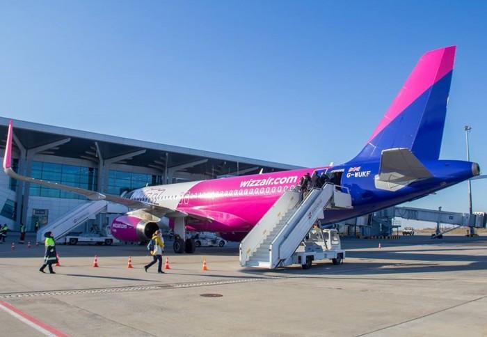 Wizz Air запустила распродажу билетов «Розовый понедельник»