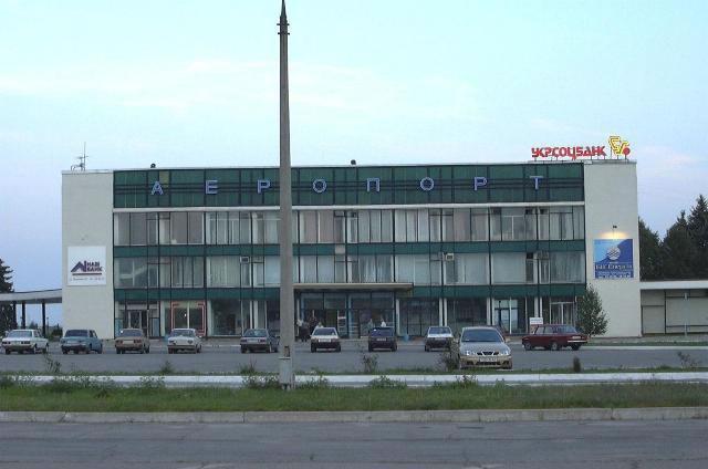 На восстановление запорожского аэропорта выделят 611 млн грн