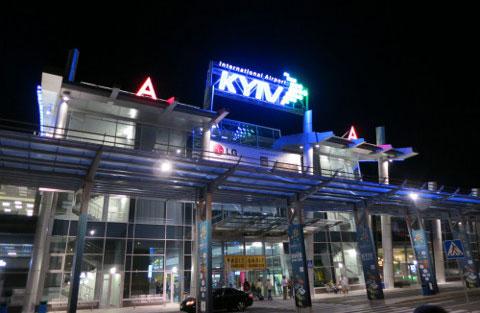 Аэропорт «Киев» (Жуляны) планирует увеличить пассажиропоток почти вдвое