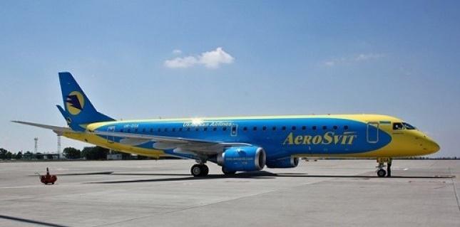 В Грузии хотят взыскать 1,5 миллиона с авиакомпании-банкрота Аэросвит