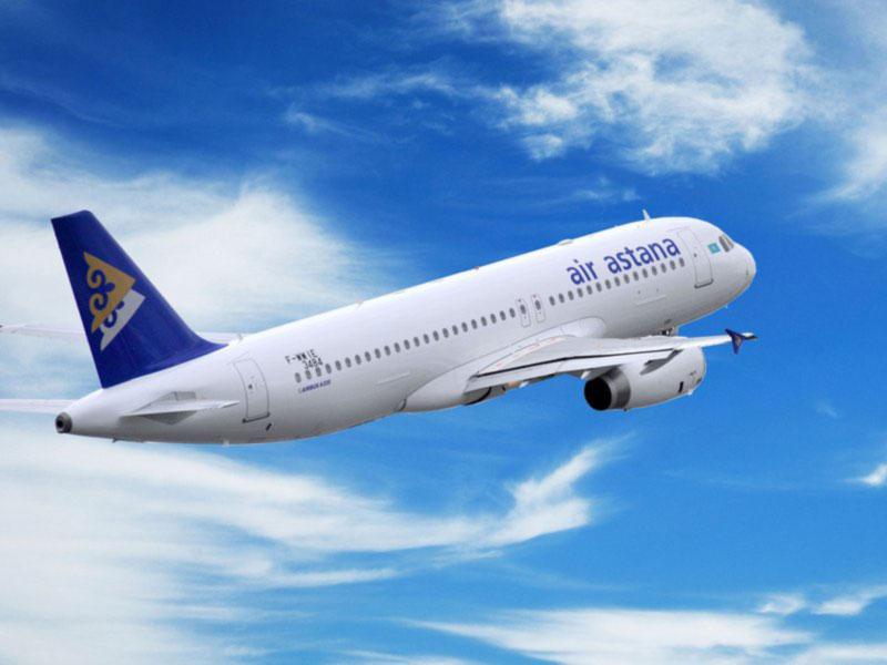 Air Astana ведет переговоры о запуске чартерных рейсов во Львов