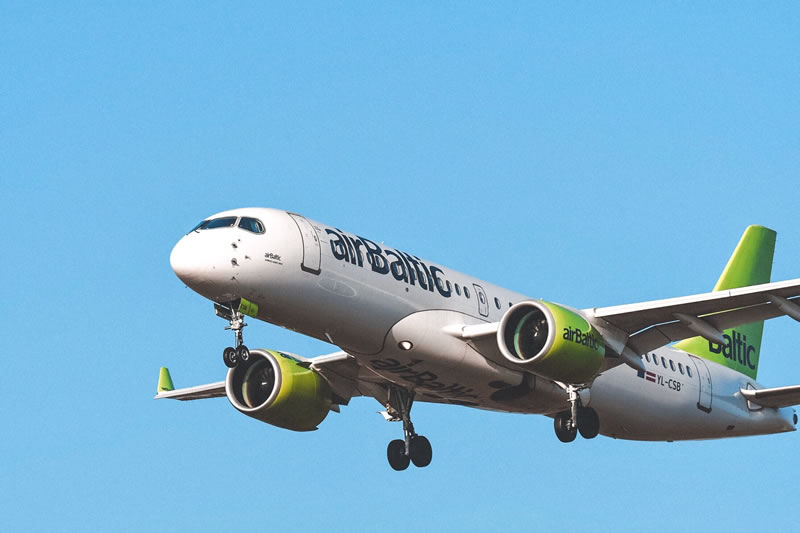 airBaltic запустила масштабную распродажу