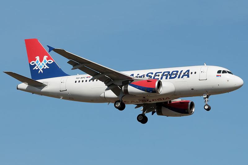 Air Serbia будет летать во Львов