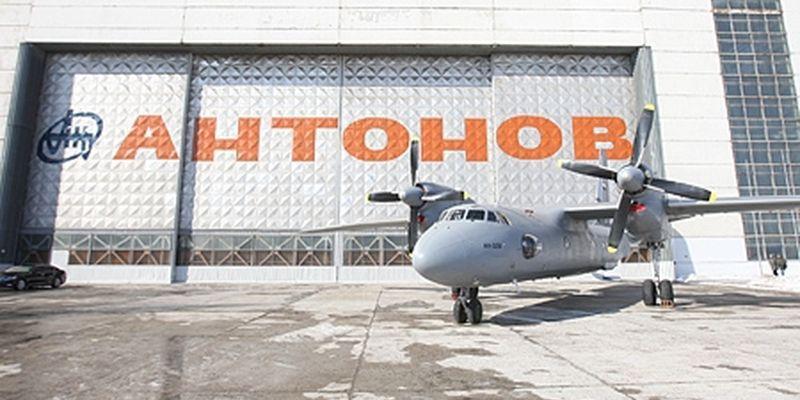 "Кабмин утвердил финплан ГП ""Антонов"""