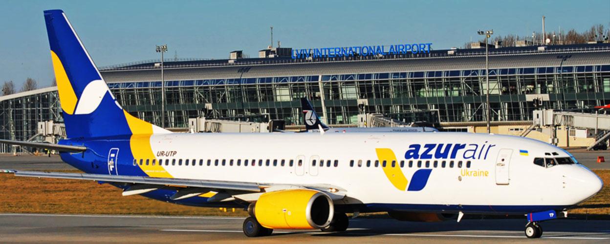 Azur Air Ukraine откроет новое направление из Украины в Таиланд