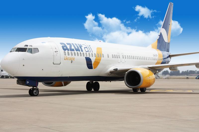 Авиакомпания Azur Air Ukraine запускает прямые рейсы из Киева на Кубу