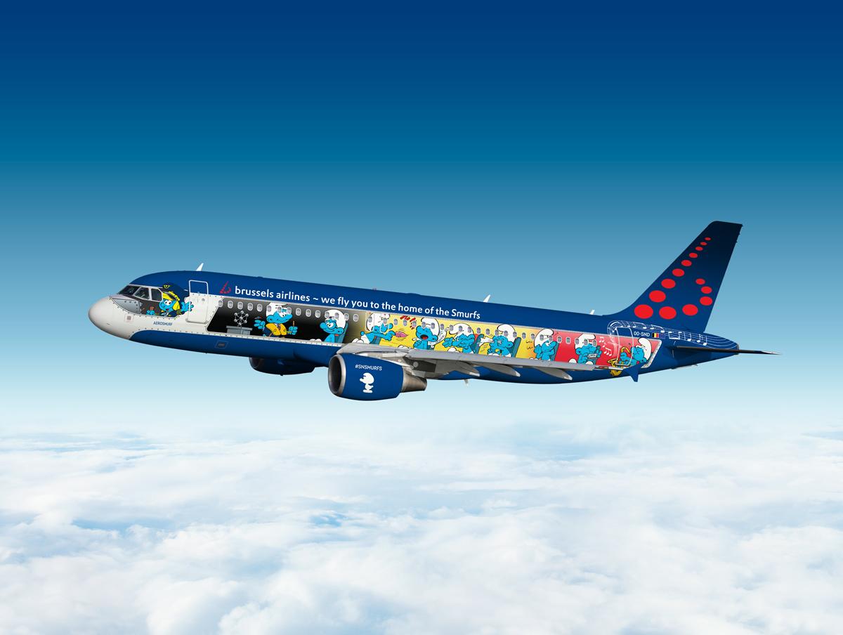 Brussels Airlines готовится к первому рейсу в Киев