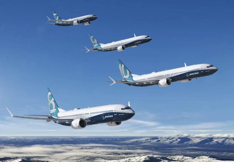 Boeing увеличил прибыль в конце 2017 года вдвое и дал позитивный прогноз на 2018 год