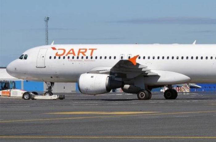 Украинская авиакомпания попала под санкции США