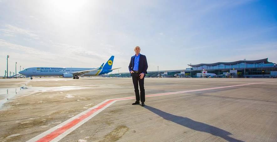 """Новый президент МАУ Е. Дыхне: """"Авиабизнес - самый сложный бизнес во всем мире"""""""