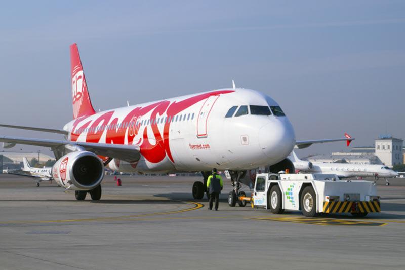 Ernest Airlines планирует начать полеты из Одессы в Рим