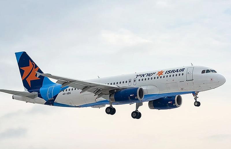 IsrAir начинает полеты в Одессу