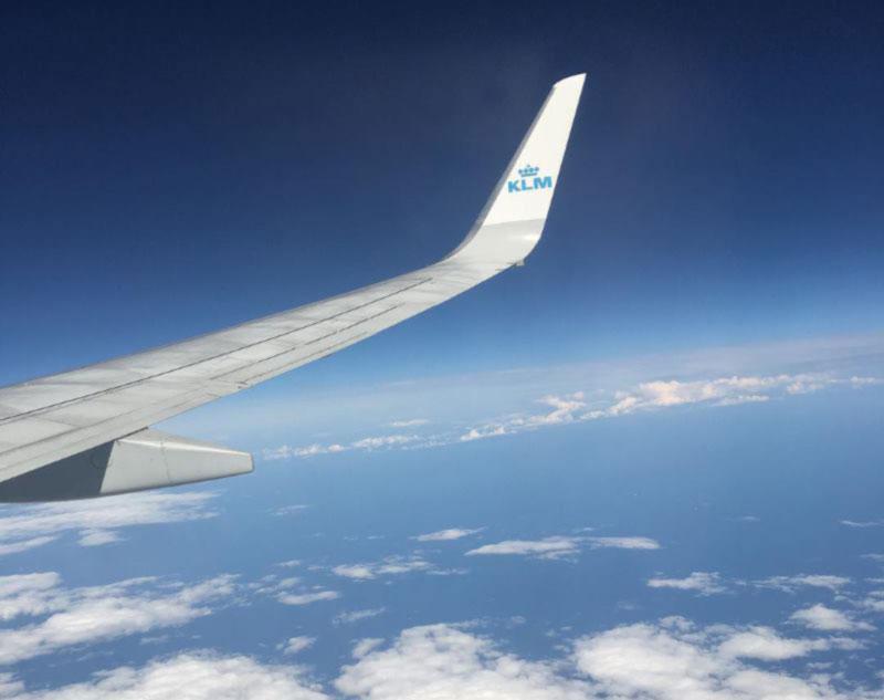 KLM весной уступит МАУ часть своих рейсов в Амстердам