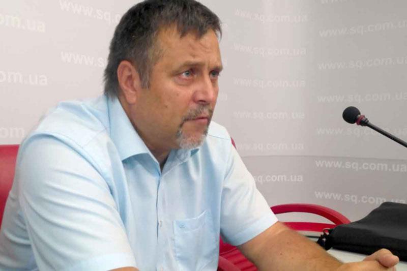 Президент ГП Антонов Александр Кривоконь