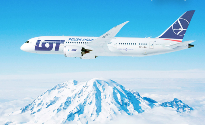 Black Week от LOT Polish Airlines