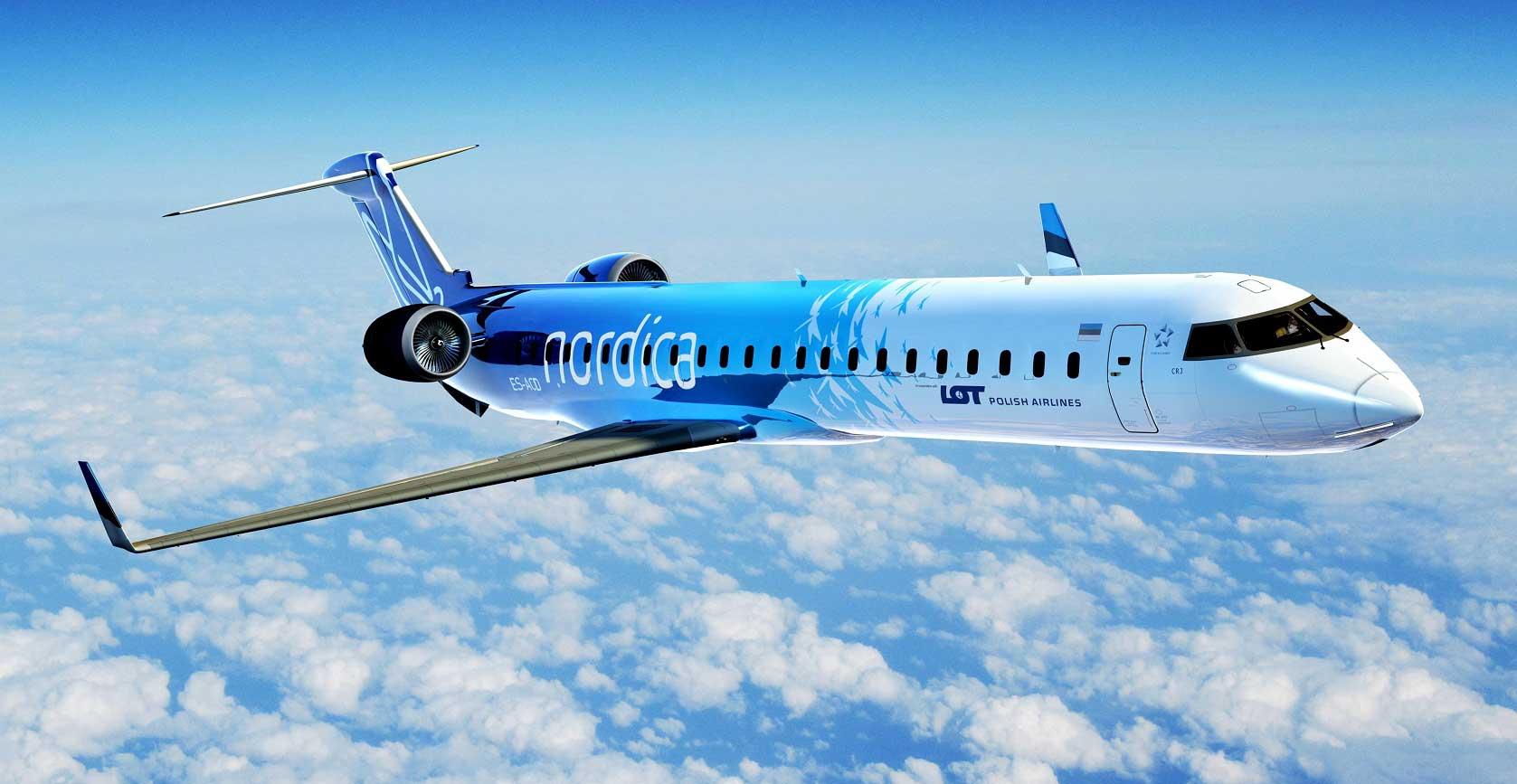 Авиакомпания Nordica запустит перелеты еще в один город Украины