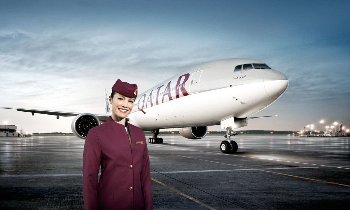 Qatar Airways в декабре удвоит частоту полетов по маршруту Киев-Доха