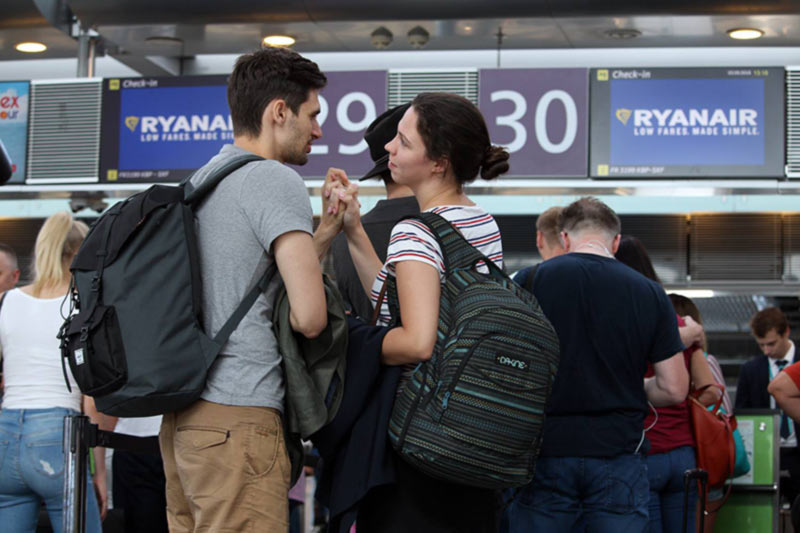 Ryanair заходит в Харьков