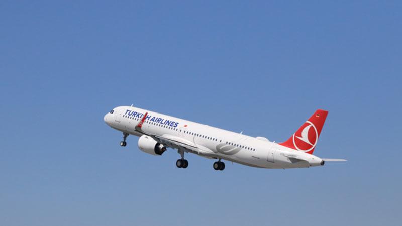 С 03 сентября 2018 года авиакомпания Turkish Airlines увеличит количество рейсов между Стамбулом и Одессой