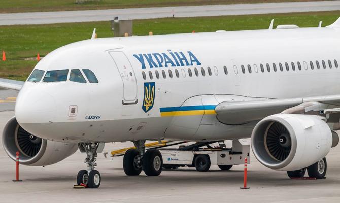 """ГАП """"Украина"""" объявило тендер на страхование гражданской авиации на 14 млн грн"""