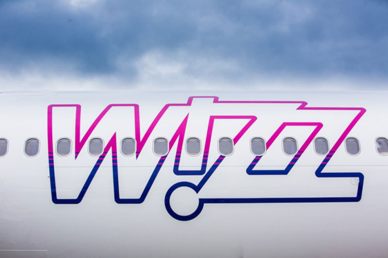 WIZZ AIR начала выполнять 2 новых рейса из Киева в Германию