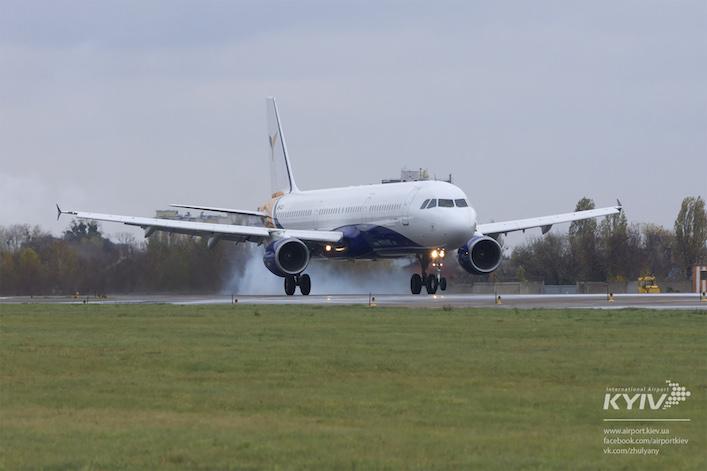 Авиакомпания Yan Air открывает рейс Львов-Батуми