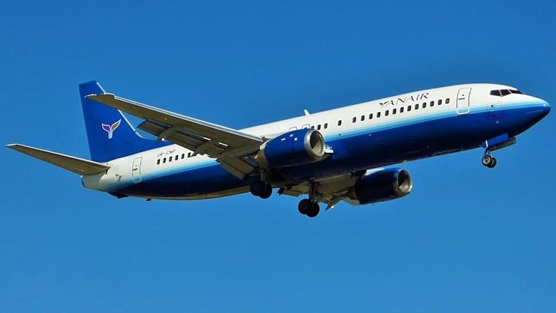 Начато расследование аварийной посадки самолета авиакомпании YanAir