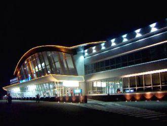 """Строительство терминала """"D"""" в аэропорту """"Борисполь"""" завершится в установленные сроки"""