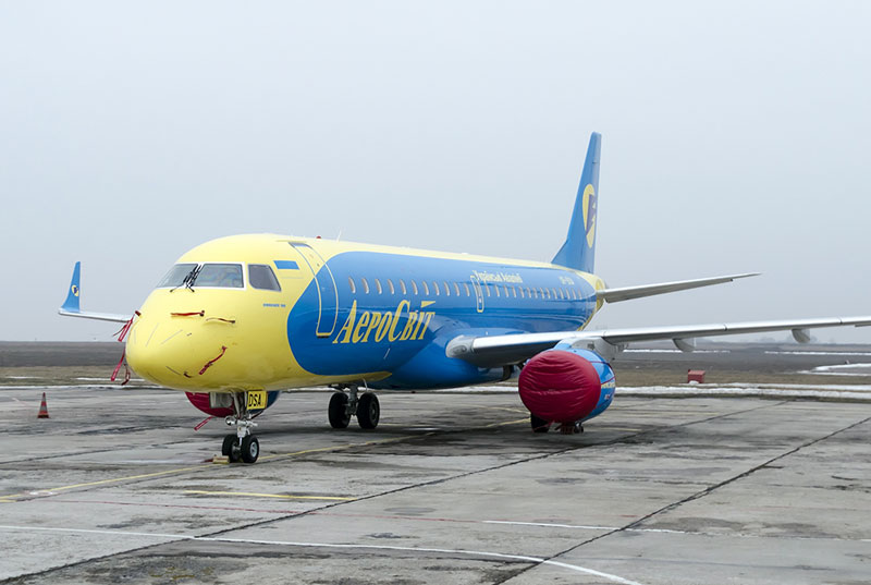 """""""АэроСвит"""" ведет переговоры с аэропортами с целью восстановления графика выполнения авиарейсов"""