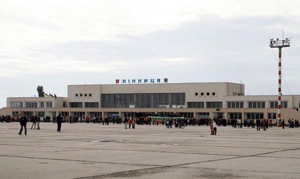 Губернатор Винницкой области мечтает об открытии регулярного авиарейса «Винница - Москва»