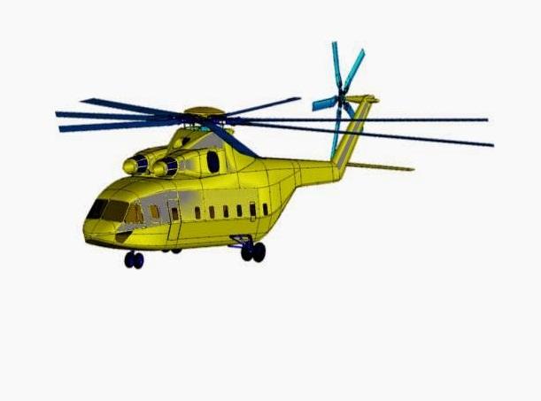 В Украине состоялись испытания нового двигателя для тяжелого вертолета