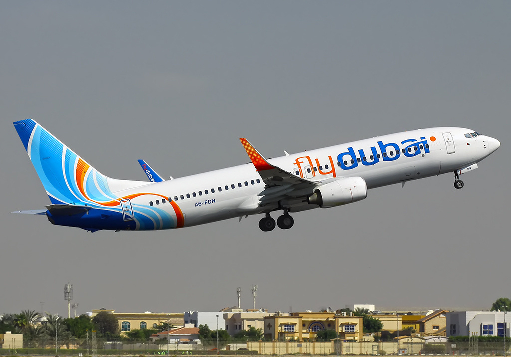 Акаба и Салоники присоединятся к растущей маршрутной сети flydubai