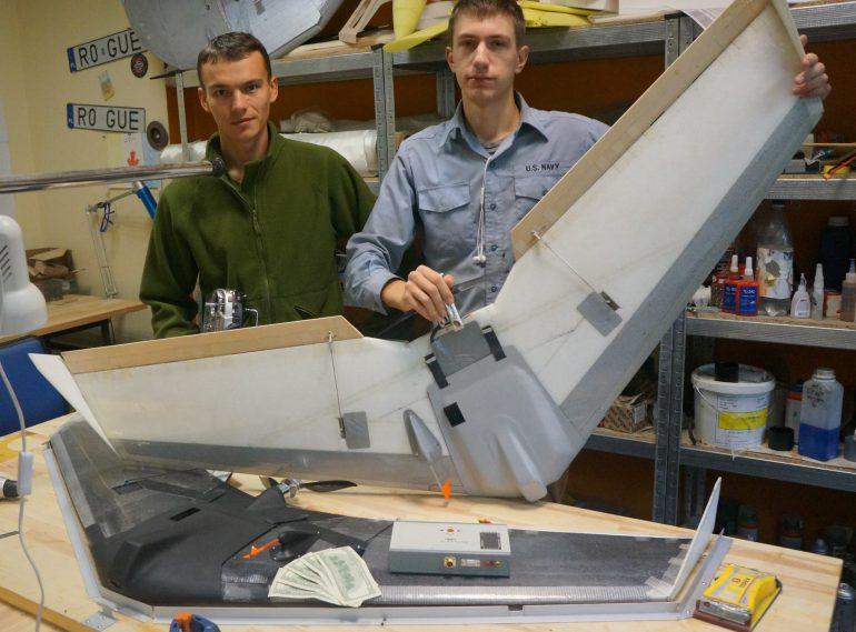 Украинские разработчики создали разведывательный беспилотник  с радиусом действия 25 км