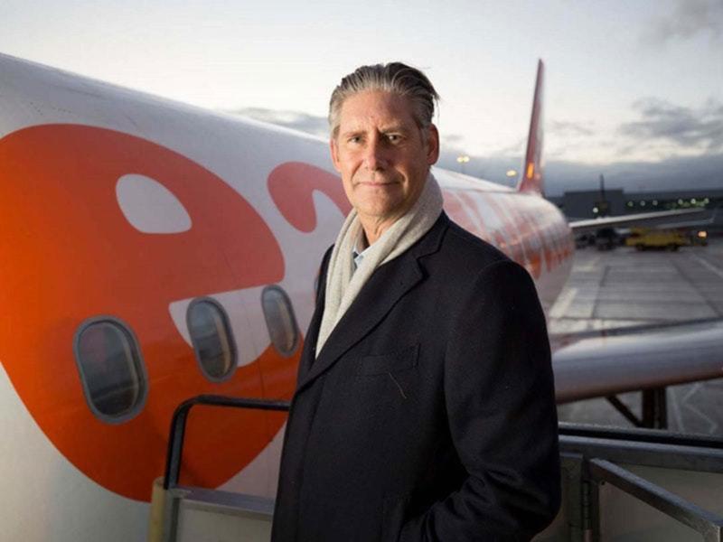 Глава авиакомпании easyJet понизил себе зарплату ради гендерного равенства